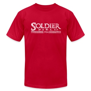 Soldier Field 1924 - Men's T-Shirt by American Apparel