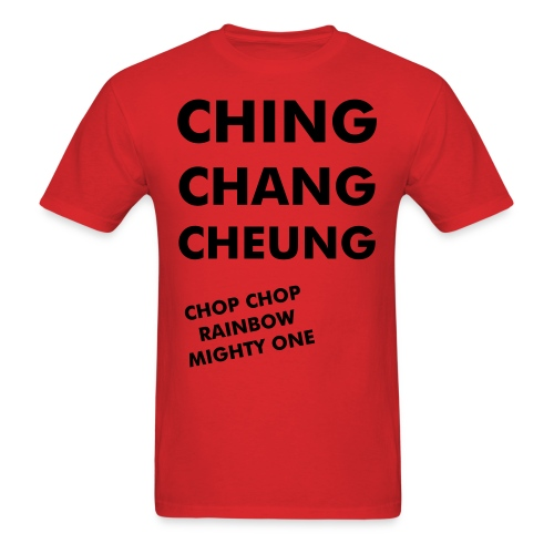 Ching Chang Cheung - Men's T-Shirt