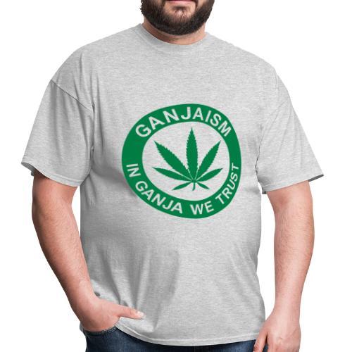 Ganjaism Classic - Men's T-Shirt