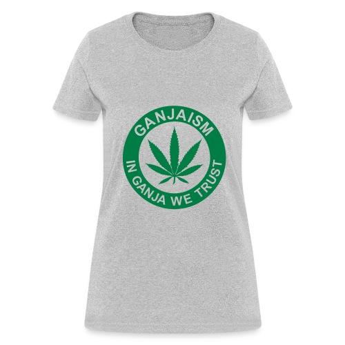 Ganjaism Classic - Women's T-Shirt