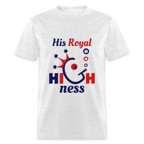 His Royal Highness - Men's T-Shirt