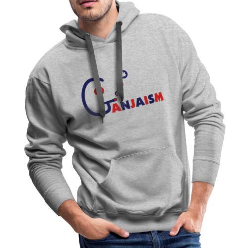Ganjaism - Men's Premium Hoodie
