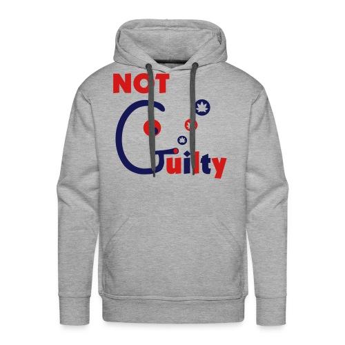 Not Guilty - Men's Premium Hoodie