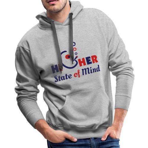 Higher State of Mind - Men's Premium Hoodie