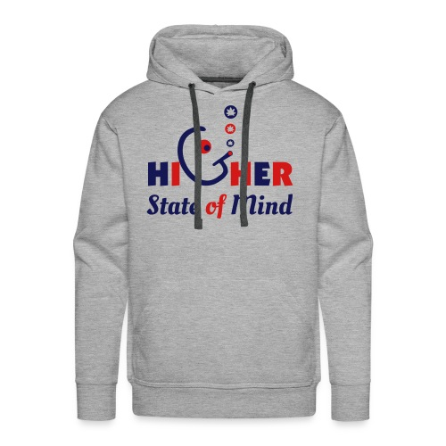 Higher State of Mind - Men's Premium Hoodie