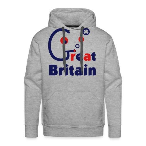 Great Britain - Men's Premium Hoodie