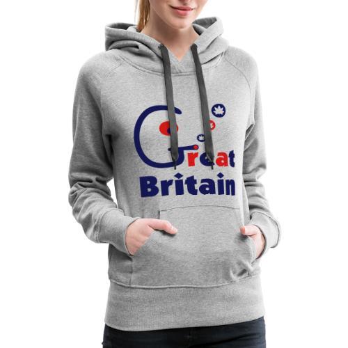 Great Britain - Women's Premium Hoodie