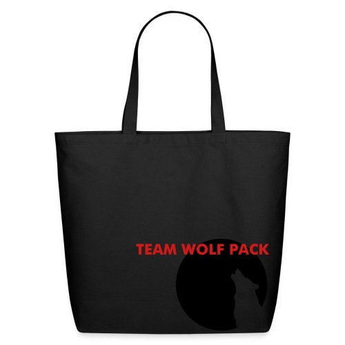 Team Wolf Pack bag - Eco-Friendly Cotton Tote