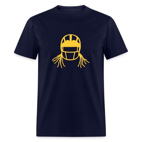 Michigan Dreads Shirt - Men's T-Shirt