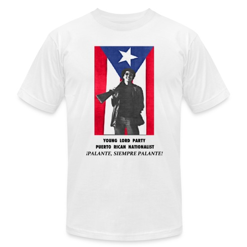 Young Lords  - Men's  Jersey T-Shirt
