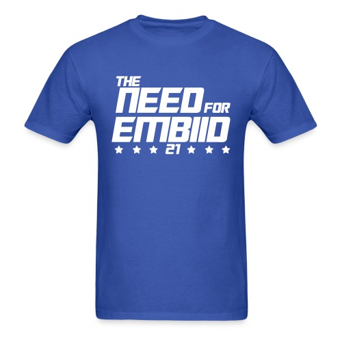 The Need For Embiid