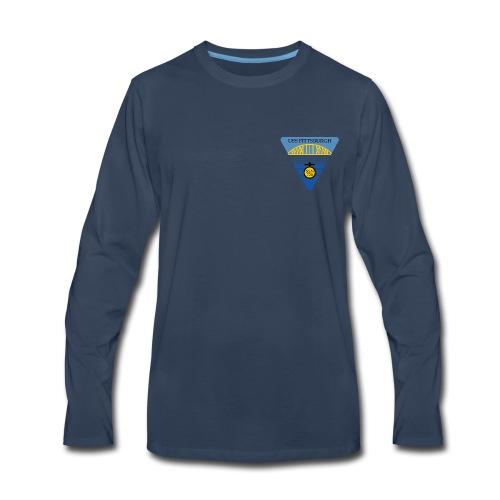 USS PITTSBURGH SSN-720 LONG SLEEVE - Men's Premium Long Sleeve T-Shirt