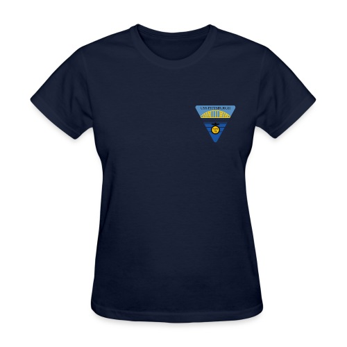 USS PITTSBURGH SSN-720 TEE - WOMENS - Women's T-Shirt