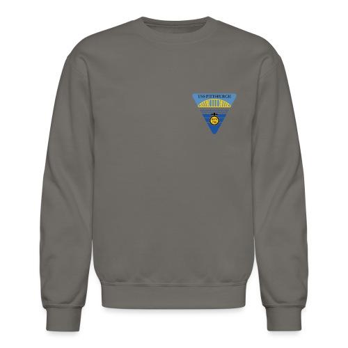 USS PITTSBURGH SSN-720 SWEATSHIRT - Crewneck Sweatshirt