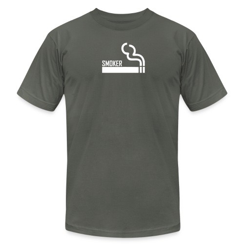 Smoker - Men's  Jersey T-Shirt