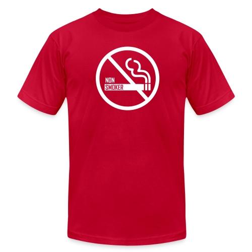 Non Smoker - Men's  Jersey T-Shirt