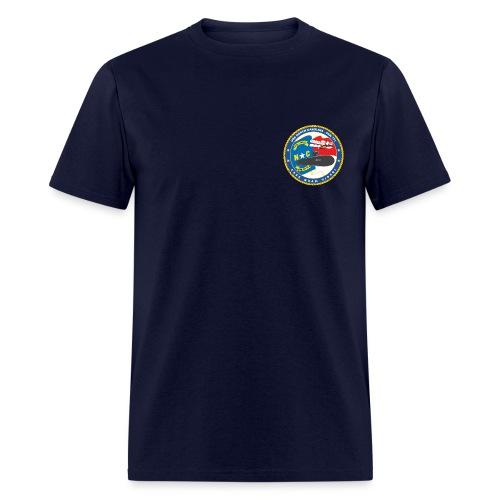 USS NORTH CAROLINA SSN-777 TEE - Men's T-Shirt