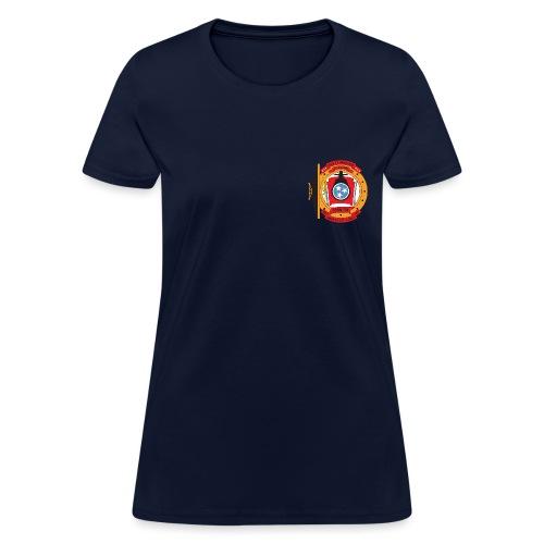 USS TENNESSEE SSBN-734 TEE - WOMENS - Women's T-Shirt