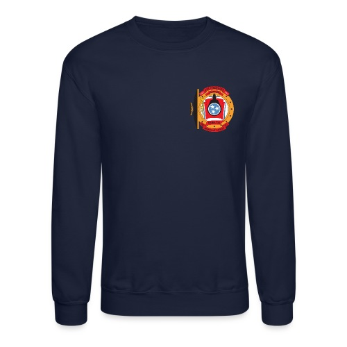USS TENNESSEE SSBN-734 SWEATSHIRT - Crewneck Sweatshirt
