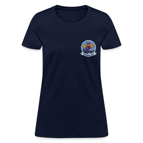 USS HORNET CV-12 TEE - WOMENS - Women's T-Shirt