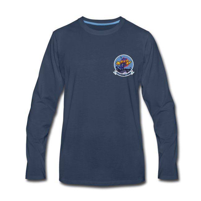 USS HORNET CVA-12 LONG SLEEVE