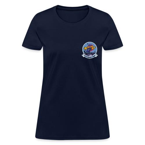 USS HORNET CVA-12 TEE - WOMENS - Women's T-Shirt