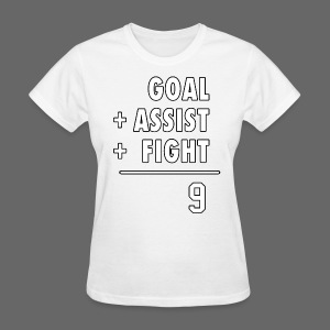 Hat Trick Math - Women's T-Shirt