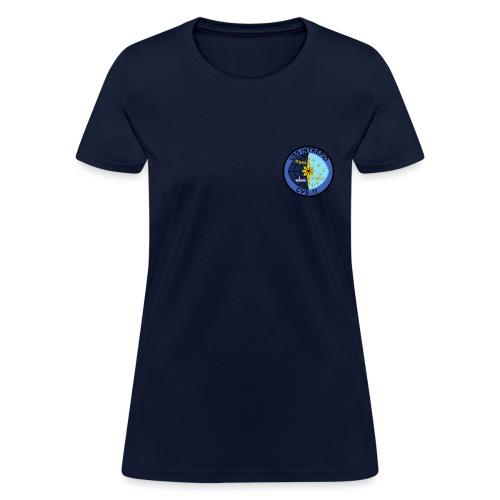 USS INTREPID CVS-11 TEE - WOMENS - Women's T-Shirt