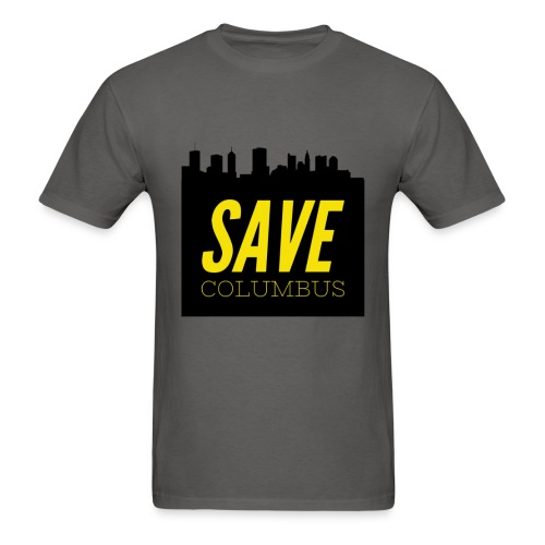 Save Columbus T-Shirt - Men's T-Shirt