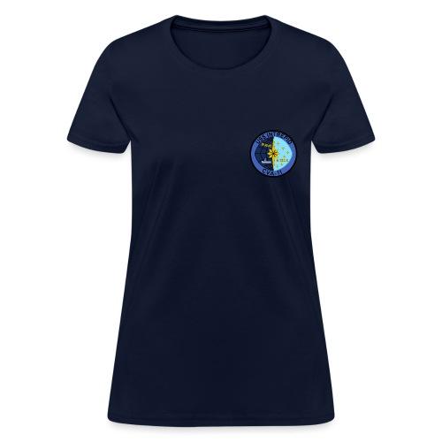 USS INTREPID CVA-11 TEE - WOMENS - Women's T-Shirt