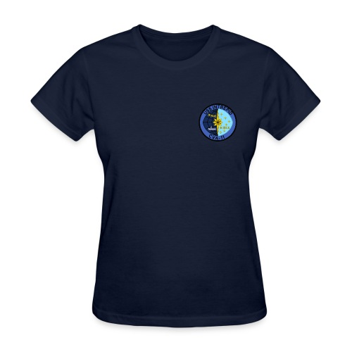 USS INTREPID CVA-11 TEE - WOMENS - Women's T-Shirt