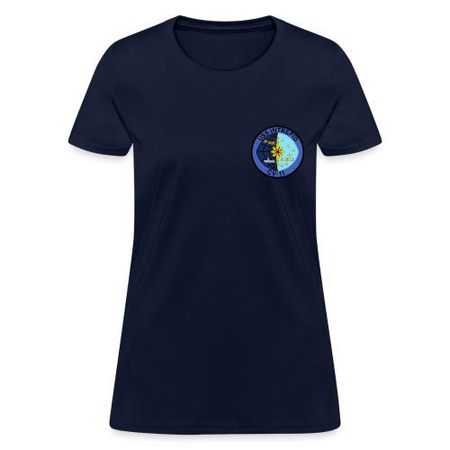 USS INTREPID CV-11 TEE - WOMENS - Women's T-Shirt