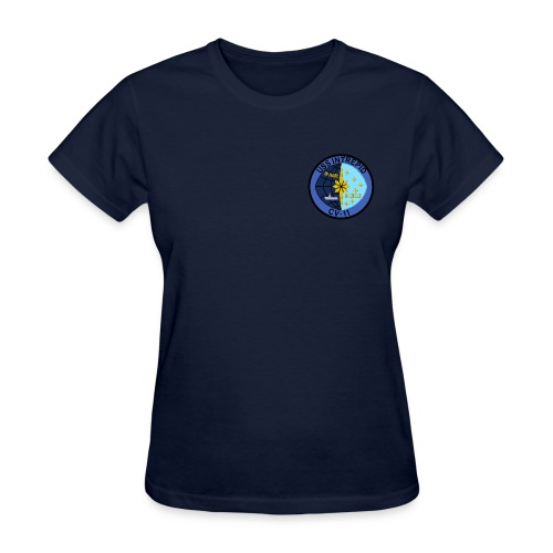 USS INTREPID CV-11 TEE - WOMENS - Women's T-Shirt