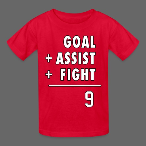 Hat Trick Math - Kids' T-Shirt