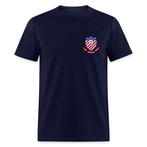 USS RANGER CVA-61 TEE - Men's T-Shirt