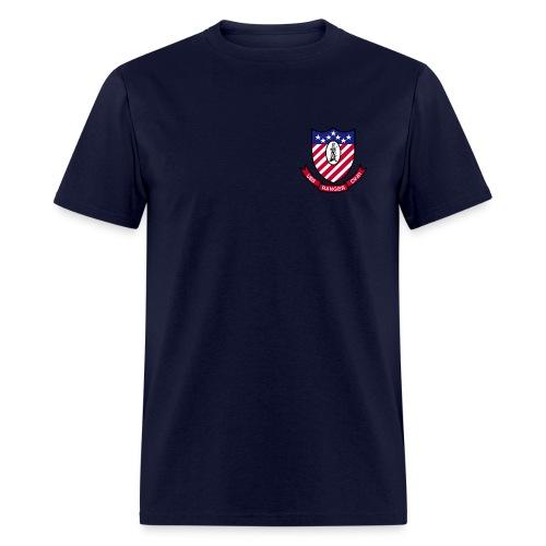 USS RANGER CV-61 TEE  - Men's T-Shirt