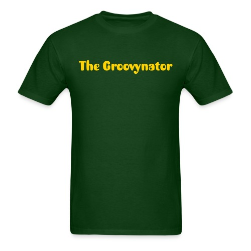 The Groovynator - Men's T-Shirt