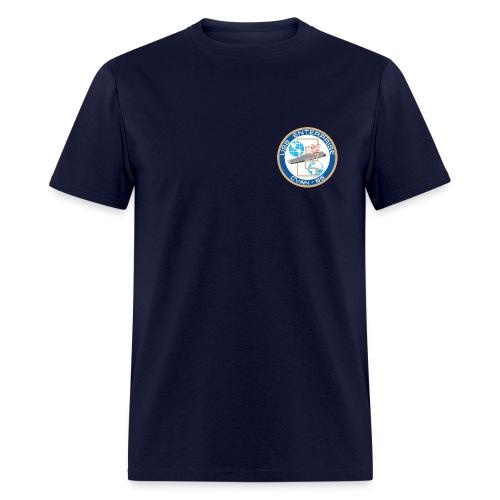 USS ENTERPRISE CVAN-65 TEE - Men's T-Shirt