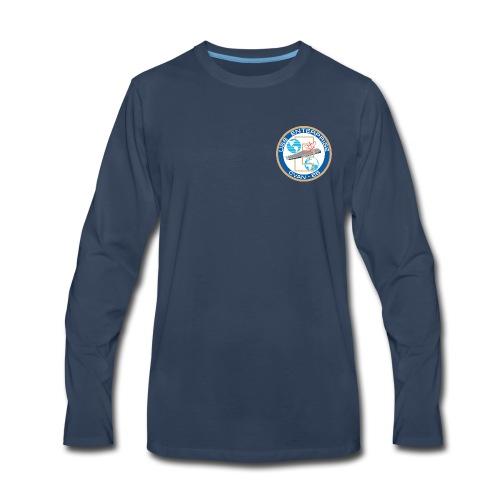 USS ENTERPRISE CVAN-65 LONG SLEEVE - Men's Premium Long Sleeve T-Shirt