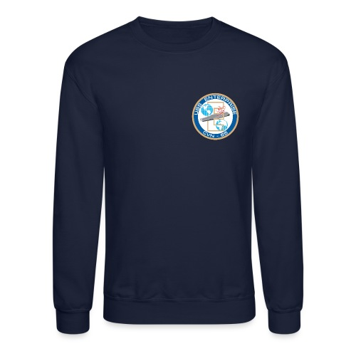 USS ENTERPRISE CVN-65 SWEATSHIRT - Crewneck Sweatshirt