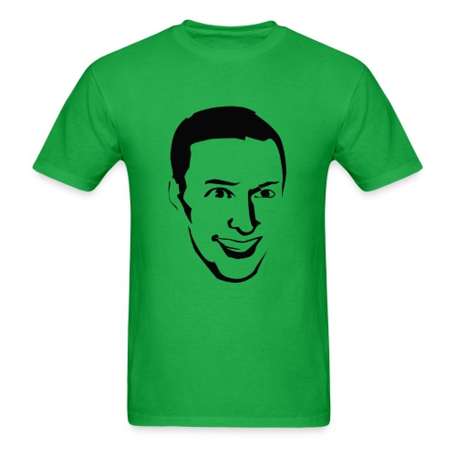 Andrew Face Shirt, Men - Men's T-Shirt