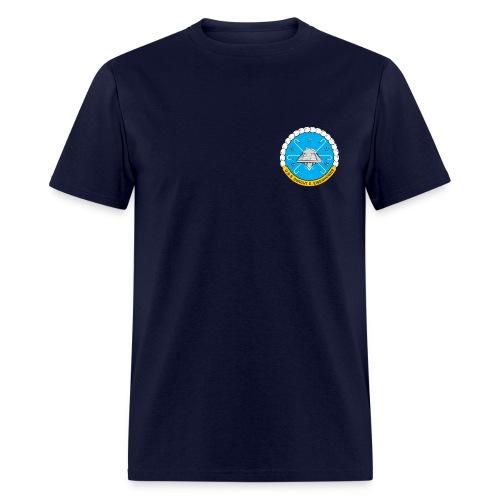 USS DWIGHT D EISENHOWER CVN-69 TEE - Men's T-Shirt