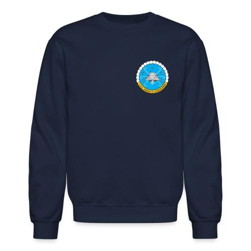 USS DWIGHT D EISENHOWER CVN-69 SWEATSHIRT - Crewneck Sweatshirt