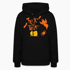 TRICK OR TREAT Hoodies