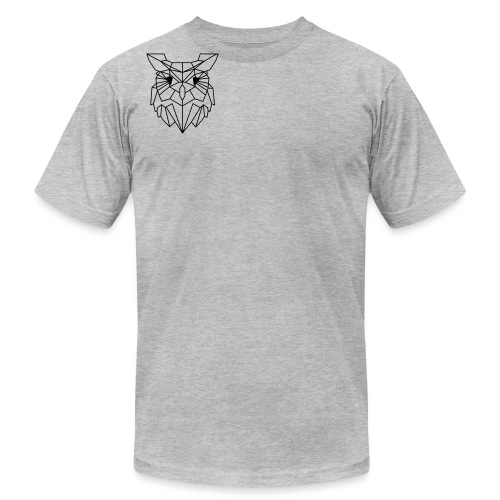 polyowl - Men's T-Shirt by American Apparel
