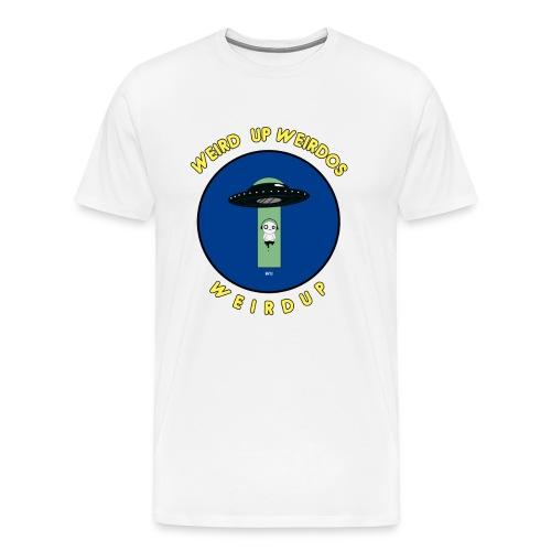 Weird Up - Men's Premium T-Shirt