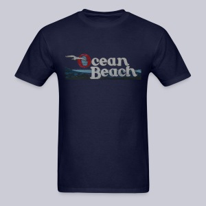 Ocean Beach San Diego - Men's T-Shirt