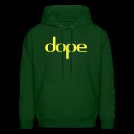 Hoodies ~ Men's Hoodie ~ Dope Oregon SweatShirt