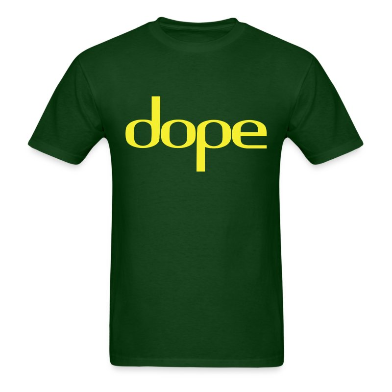 Dope Oregon Shirt - Men's T-Shirt