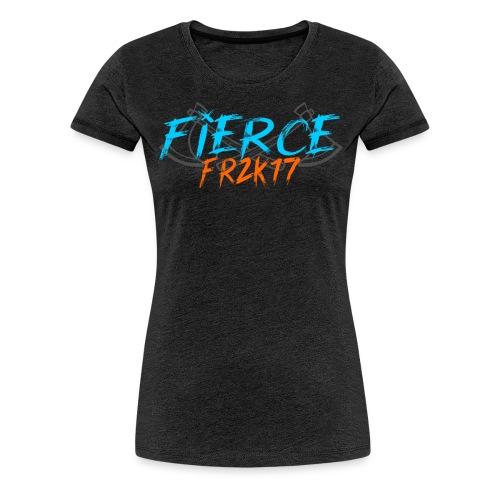 Women's Gray - Women's Premium T-Shirt